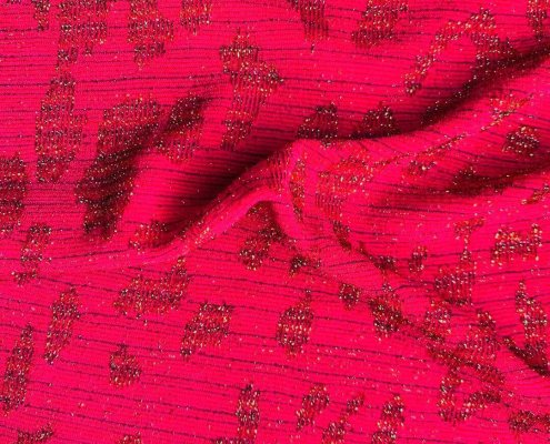 lurex fabric